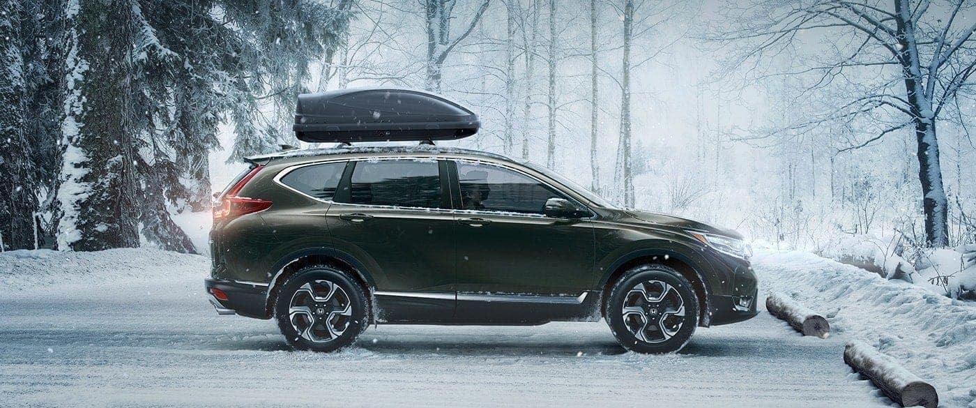 La Honda CR-V 2019 está lista para todo tipo de condiciones