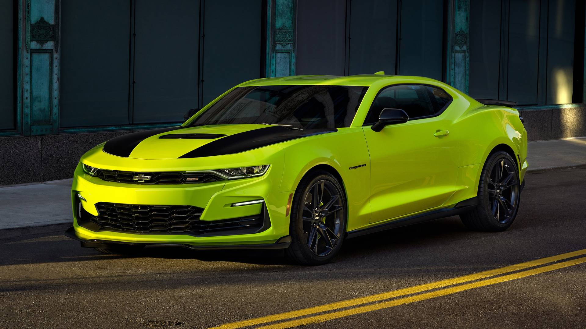 2019 Chevrolet Camaro Leasing near Orland Park, IL