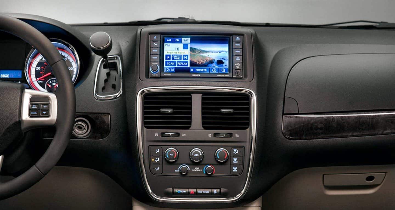 2019 Dodge Grand Caravan Center Console