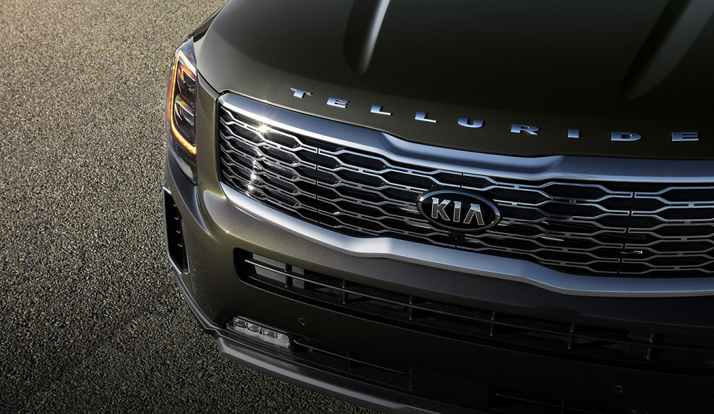 Stunning Exterior of the 2020 Telluride