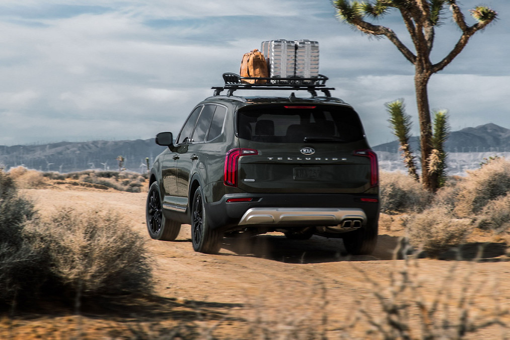 2020 Kia Telluride for Sale near San Clemente, CA
