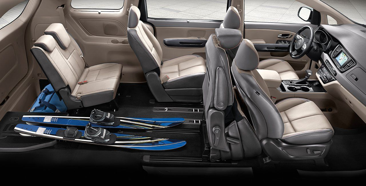 The Expansive Cargo Capacity of the Sedona