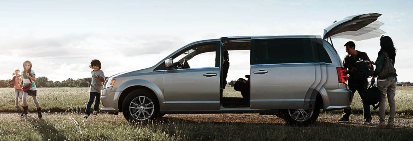 2019 Dodge Grand Caravan Financing near Bethany, OK