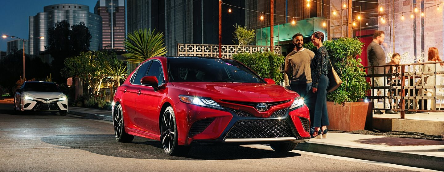 2019 Toyota Camry for Sale near Westmont, IL - Lombard Toyota