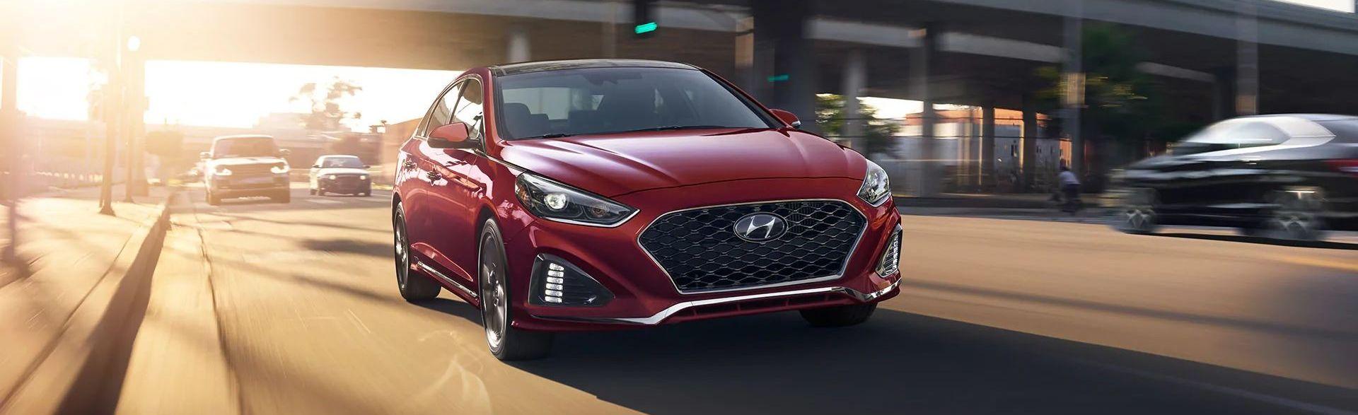2019 Hyundai Sonata Leasing near Washington, DC