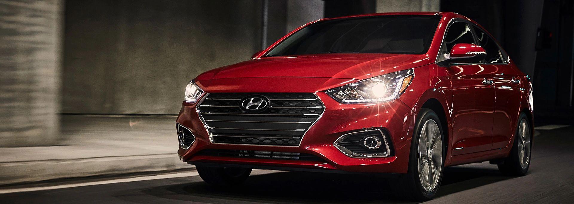 2019 Hyundai Accent Leasing near Alexandria, VA