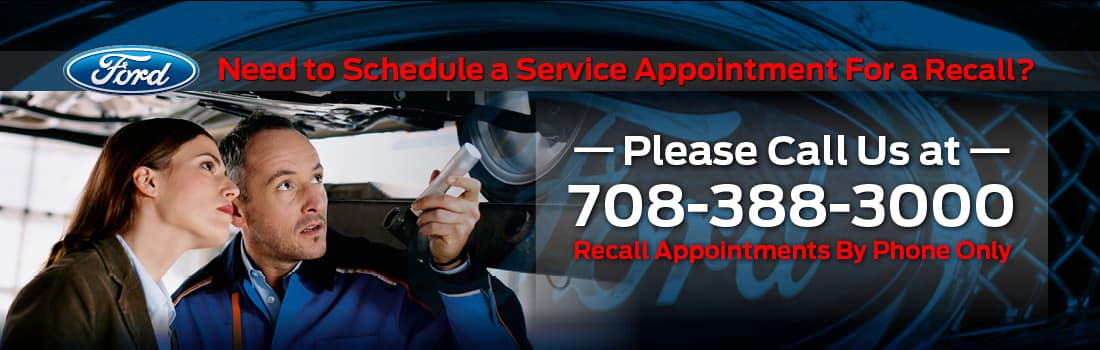 Recall Appointment By Phone Only