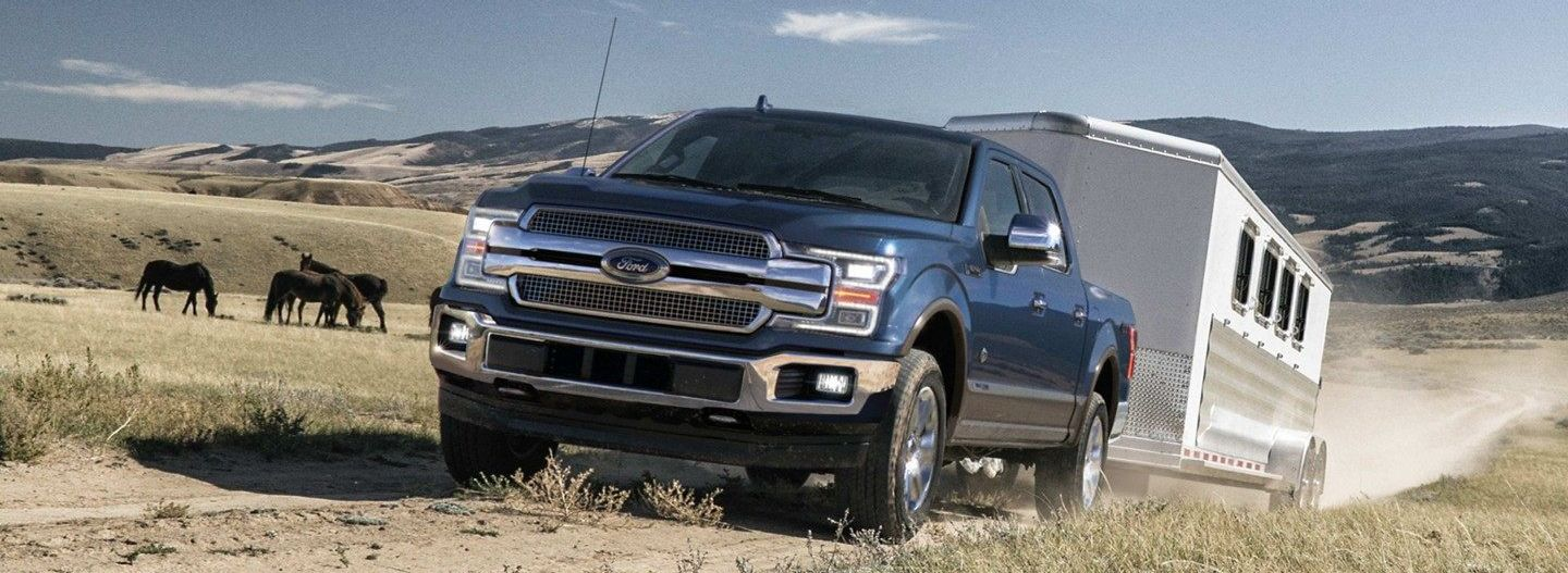 2019 Ford F-150 Towing Guide near Elizabethtown, KY