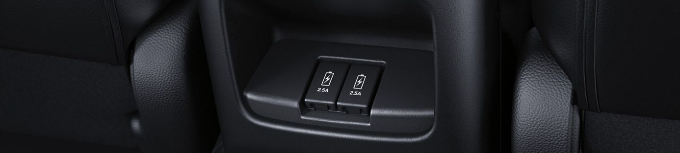 Stay Charged in the 2019 CR-V!