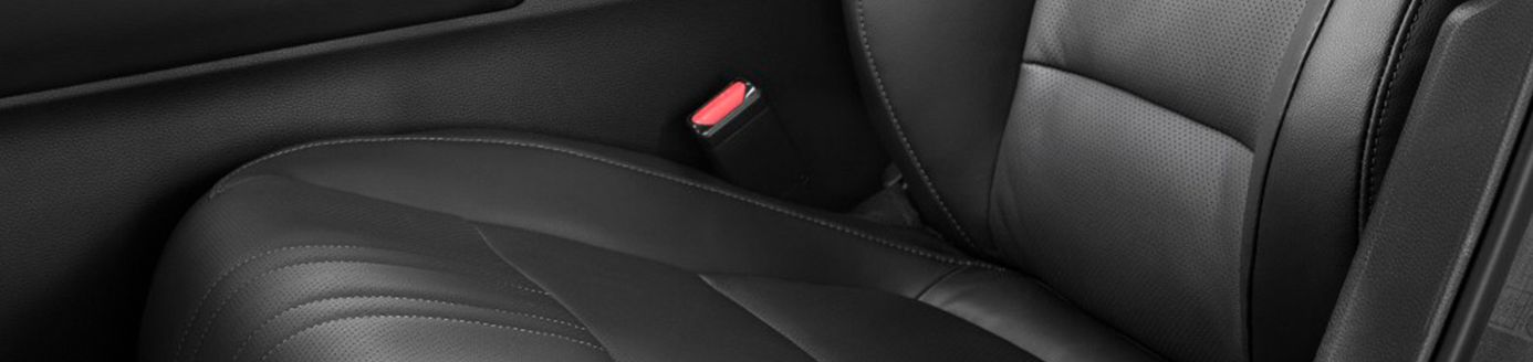 2019 Honda Accord Leather Seating