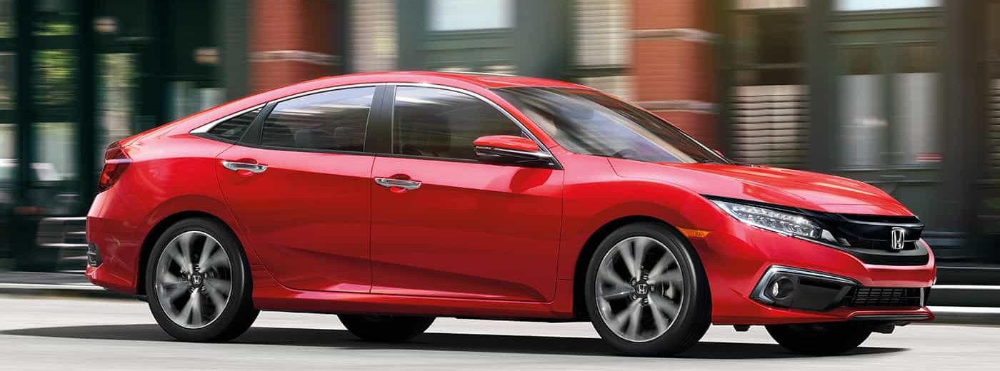 2019 Honda Civic Leasing near Washington, DC