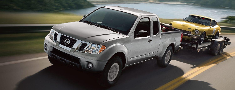 2019 Nissan Frontier Leasing near Manassas, VA