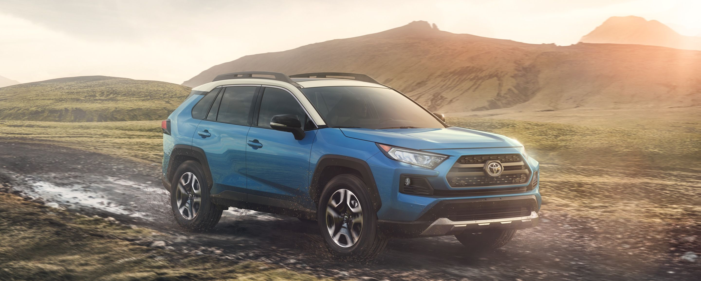 2019 Toyota RAV4 Leasing near Ypsilanti, MI