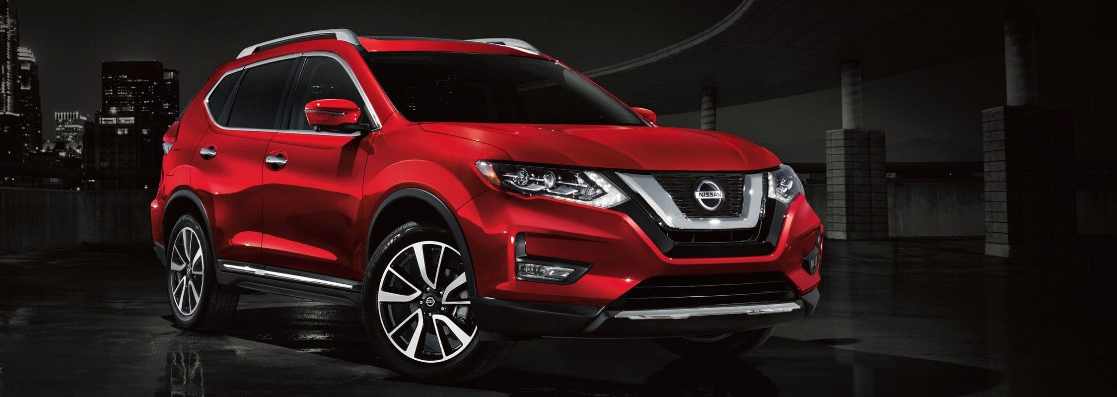 2019 Nissan Rogue Leasing near Stafford, VA