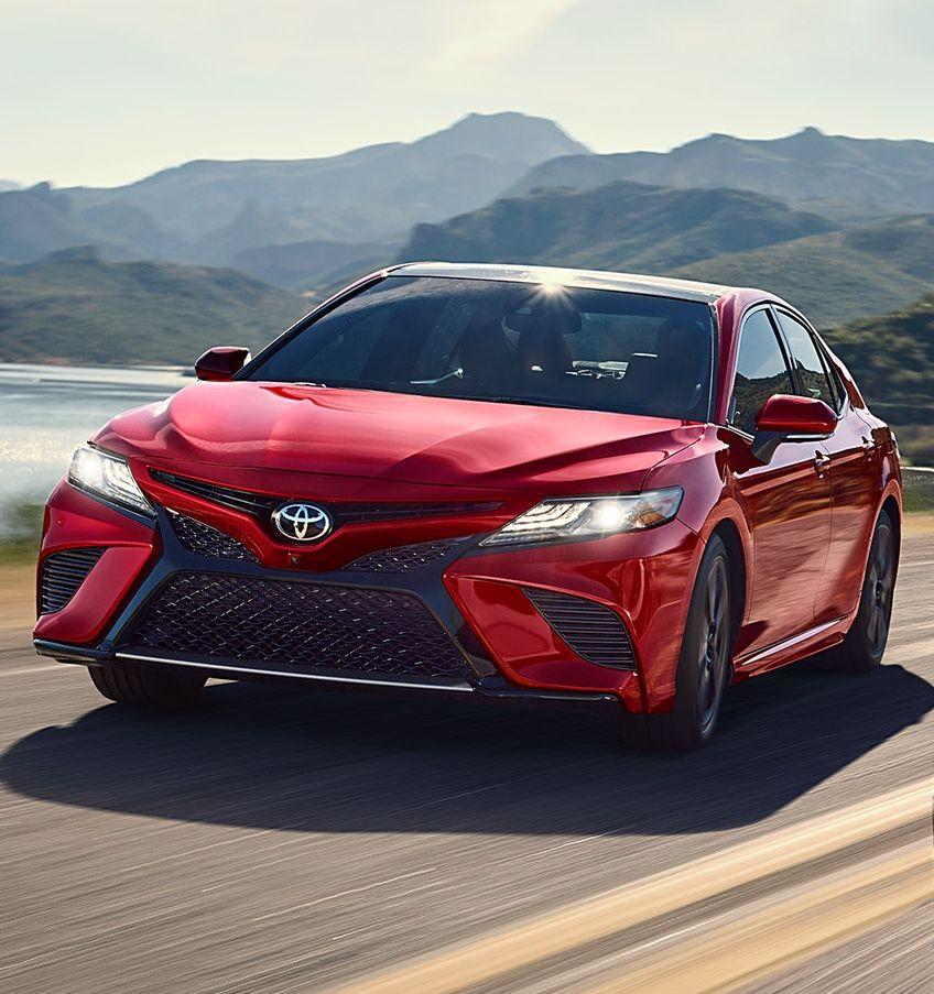 2019 Toyota Camry Leasing near Ypsilanti, MI