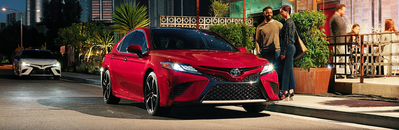 2019 Toyota Camry Financing near Ypsilanti, MI