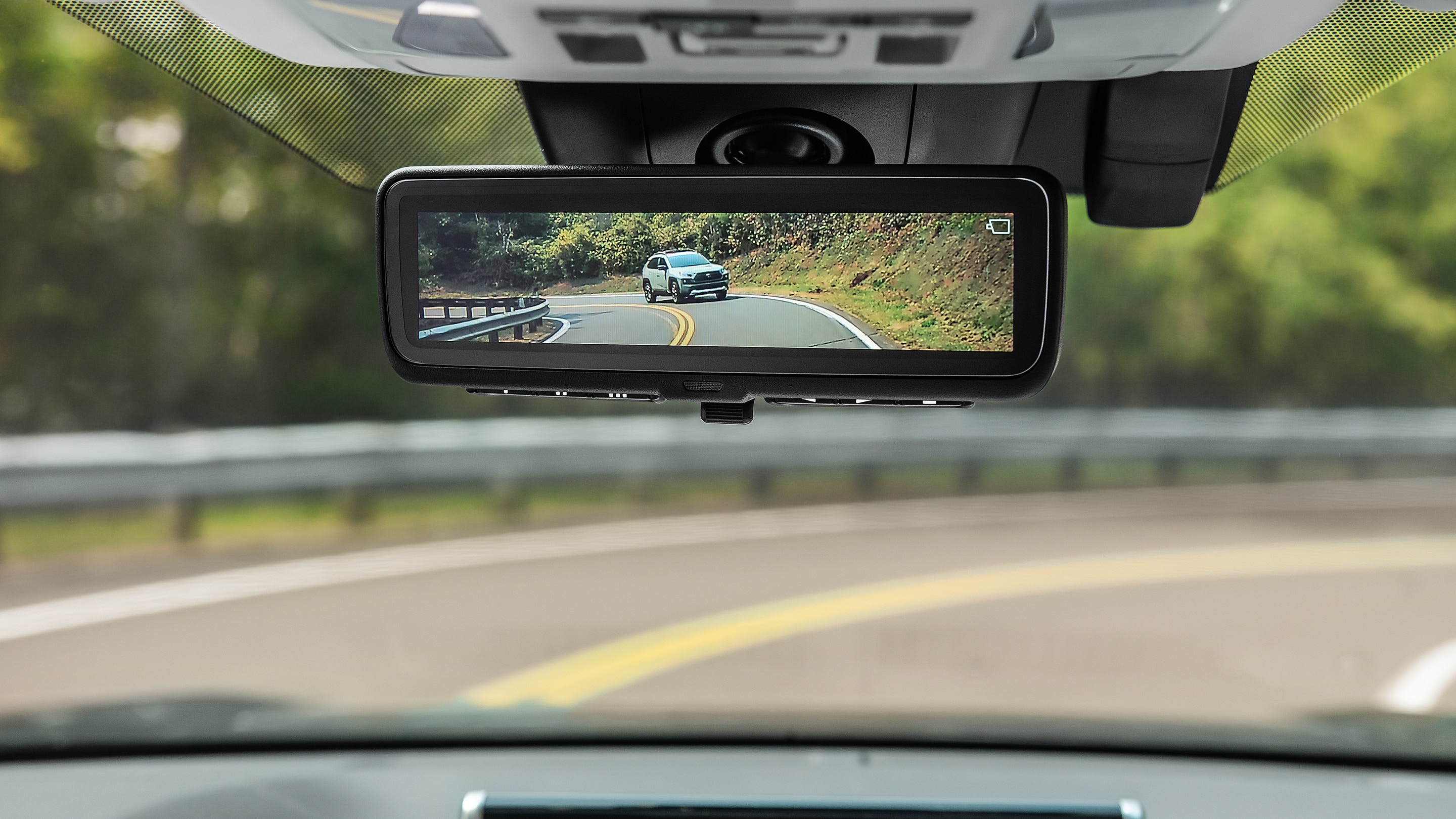 2019 Toyota RAV4 Rearview Mirror