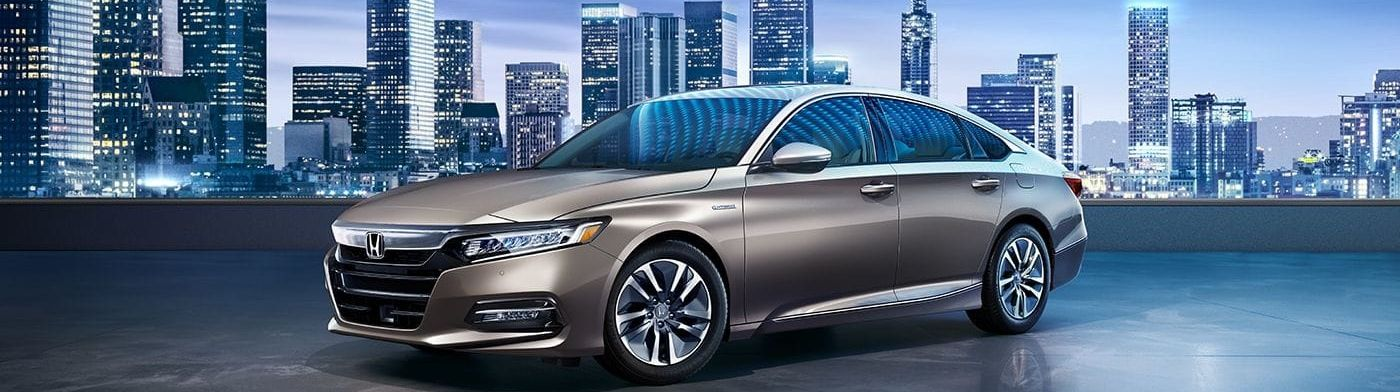 2019 Honda Accord Hybrid Leasing near Laurel, MD