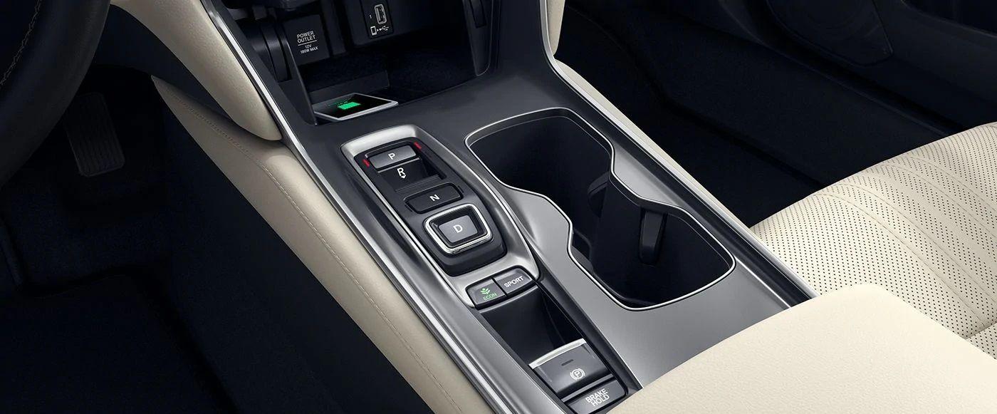 2019 Accord Hybrid Drive Modes