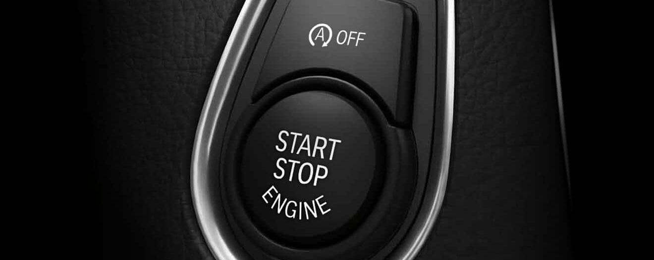 Push-Button Start in the 2 Series