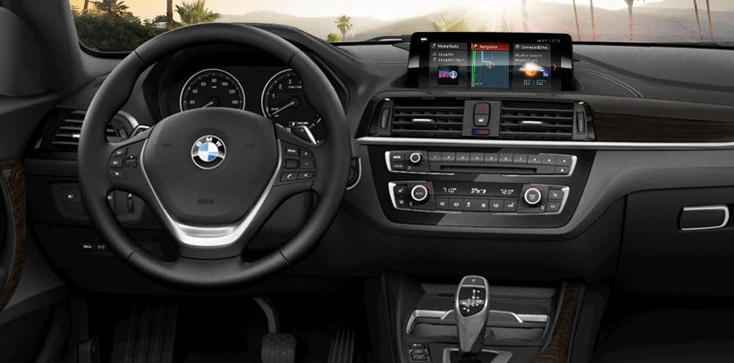 2019 BMW 2 Series Interior