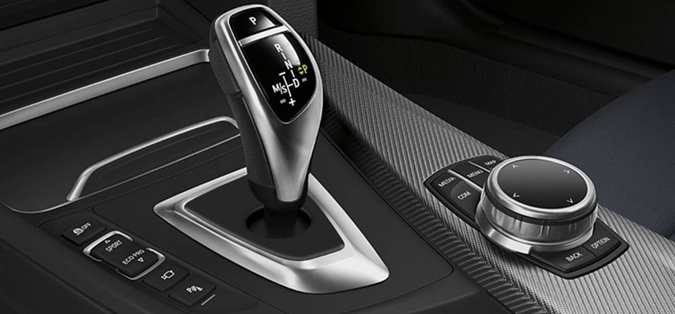 Extensive Driving Options in the 4 Series