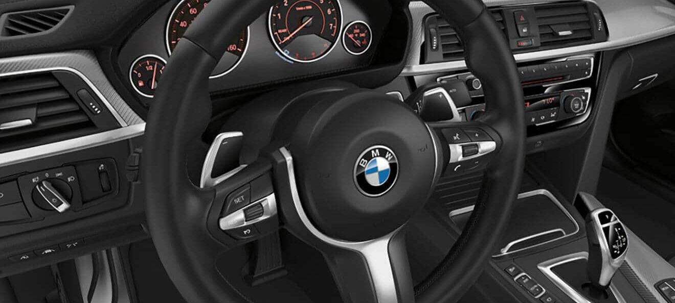 The Well-Appointed Dash of the 4 Series