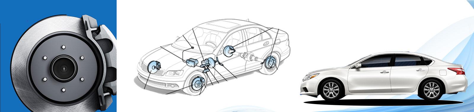 Nissan Brakes | Preston Nissan, Your Nissan Annapolis Dealer