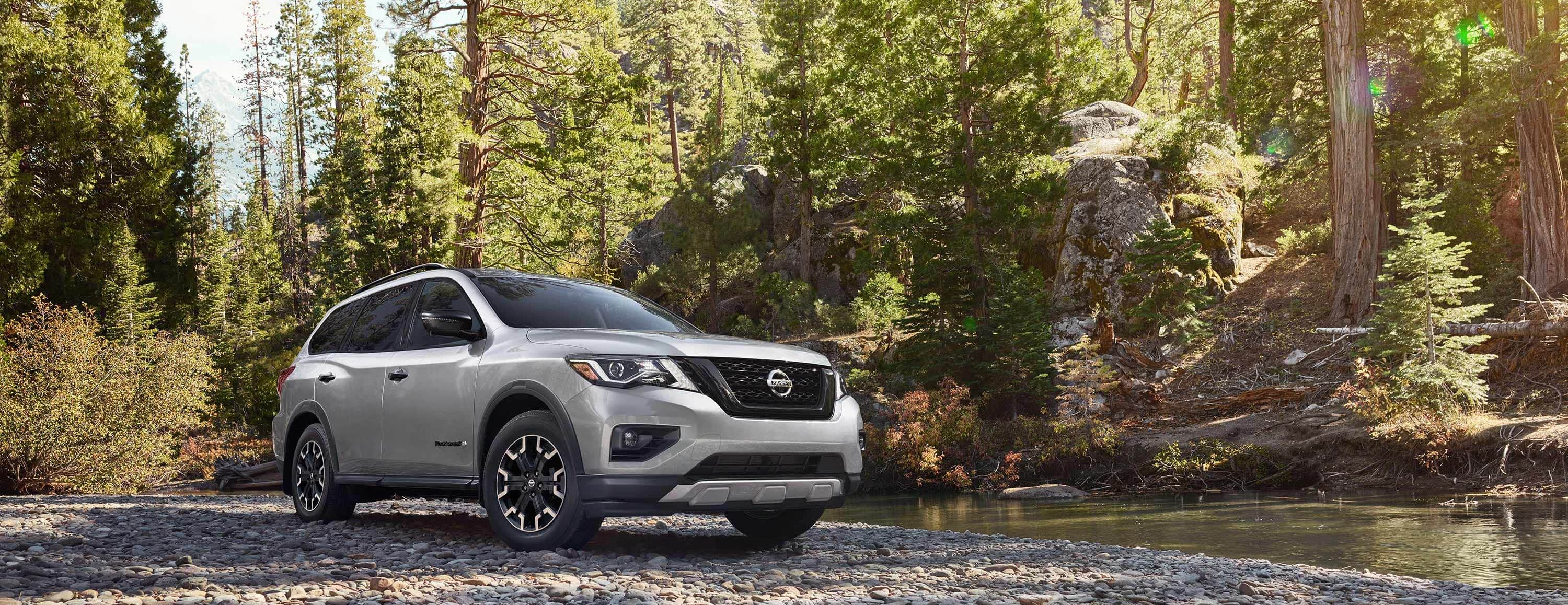 2019 Nissan Pathfinder Rock Creek Edition for Sale near Woonsocket, RI
