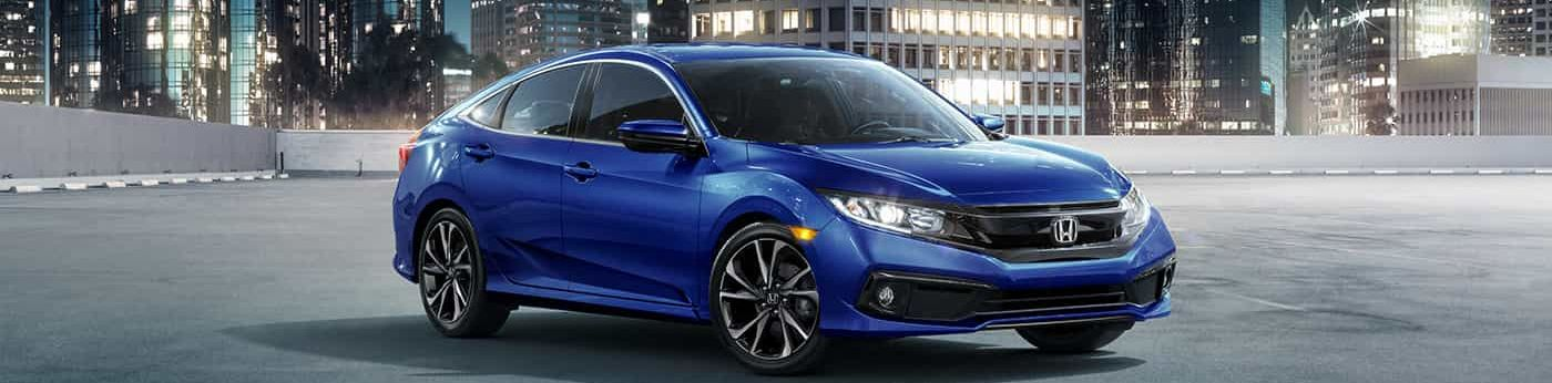 2019 Honda Civic Leasing in Ypsilanti, MI