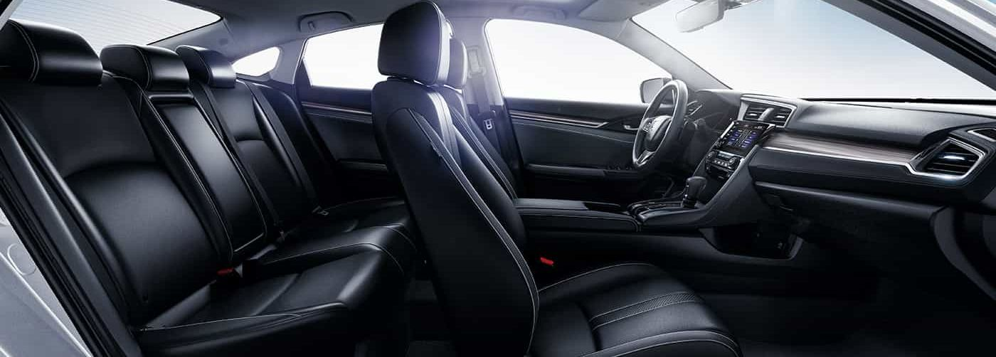 The Well-Protected Interior of the Civic