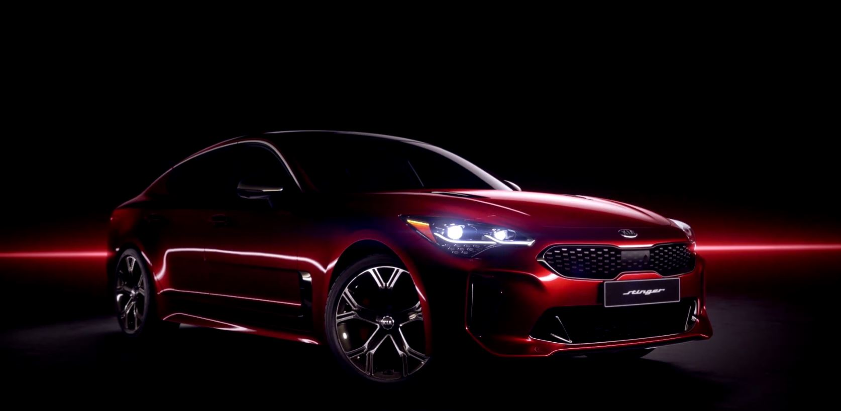 2019 Kia Stinger for Sale near Medina, OH