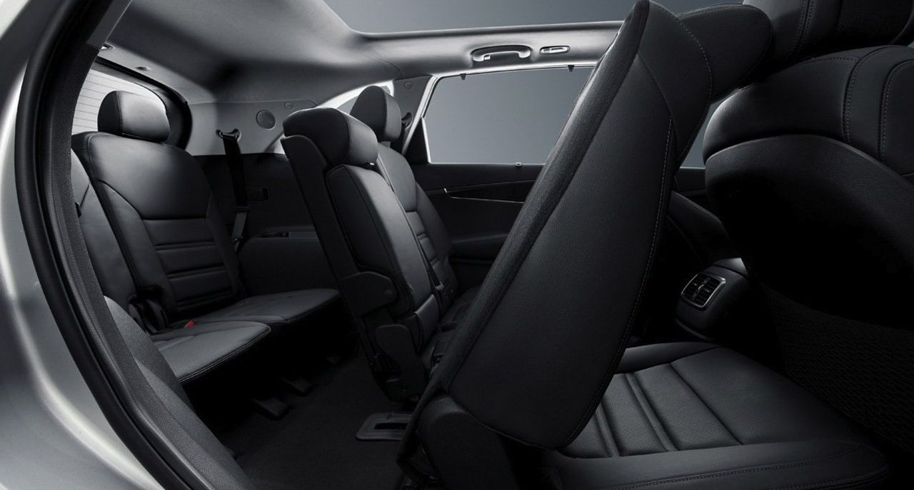 Accommodating Cabin of the 2019 Kia Sorento