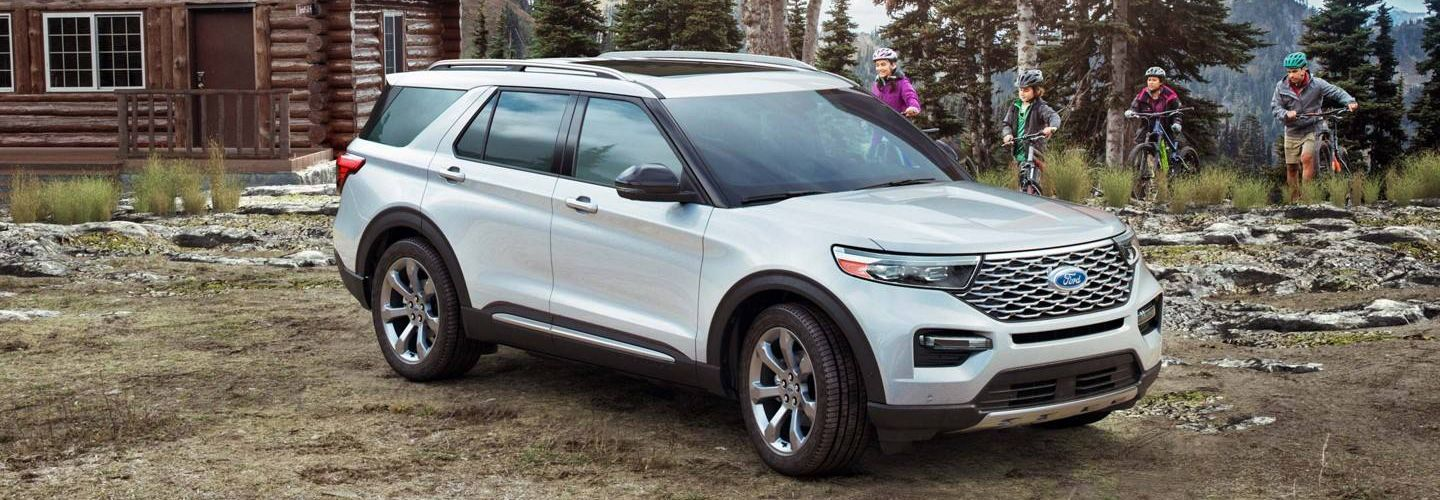 2020 Ford Explorer for Sale near Antioch, IL
