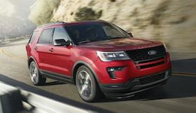 2019 Ford Explorer in Fredericton