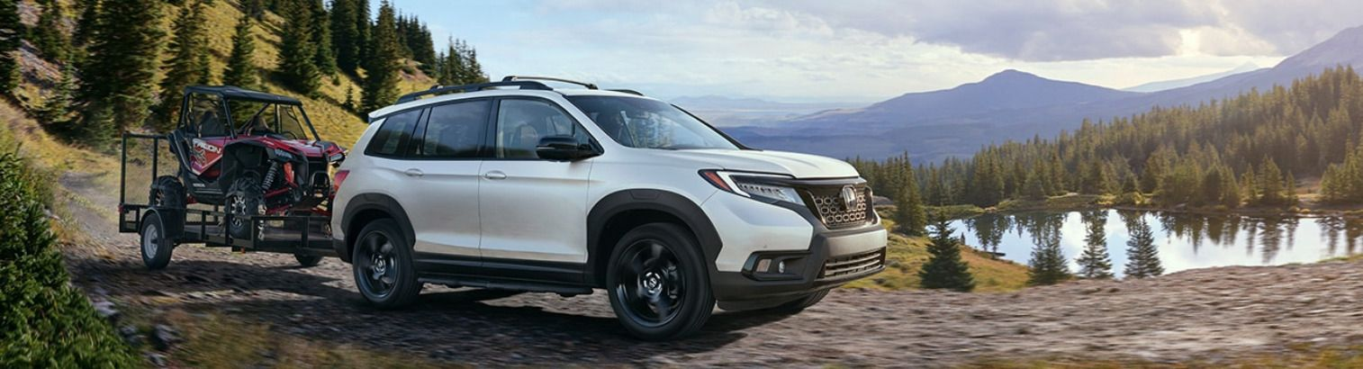 Honda Towing Capacity Guide