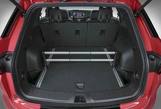 2019 Chevrolet Blazer Cargo Space