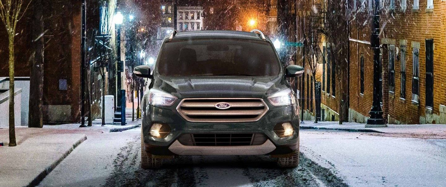 Which Ford Vehicles Have AWD?