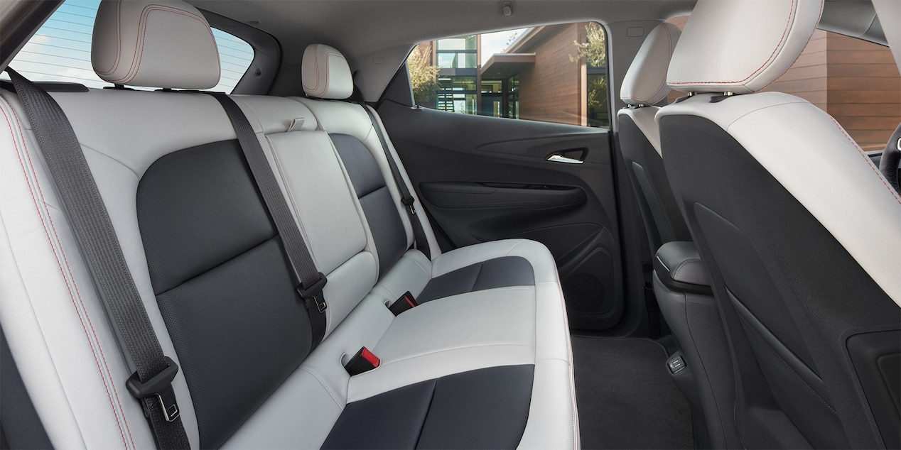 2019 Chevrolet Bolt EV Interior