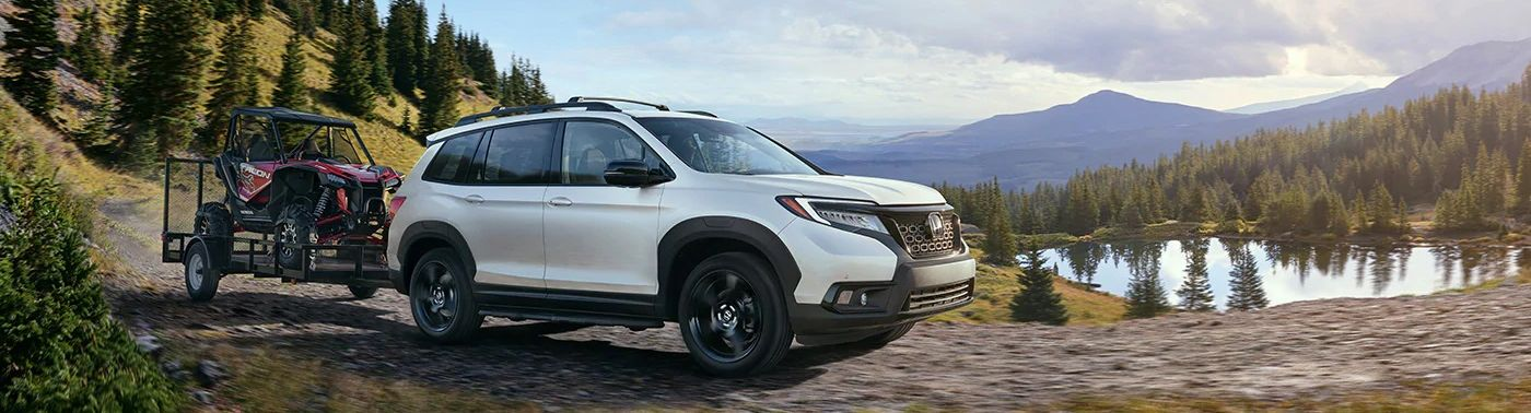What Is the Honda Passport near Middletown, DE?
