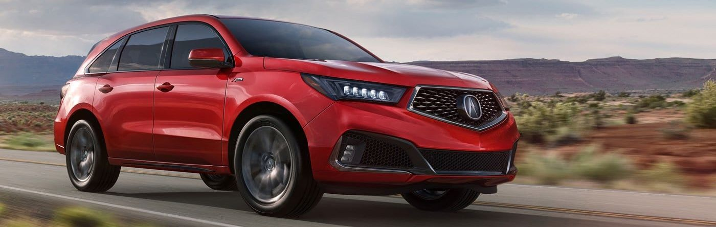 2019 Acura MDX Lease Options in Johnson City, TN