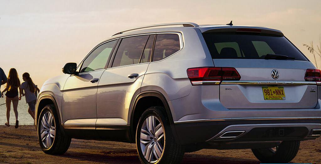 2019 Volkswagen Atlas Leasing near Alexandria, VA