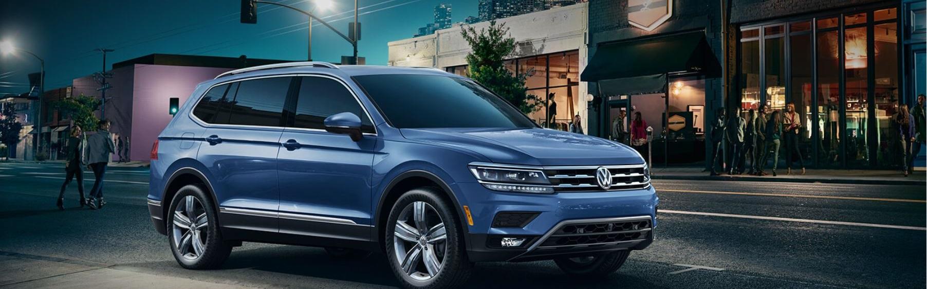 2019 Volkswagen Tiguan Leasing near Alexandria, VA