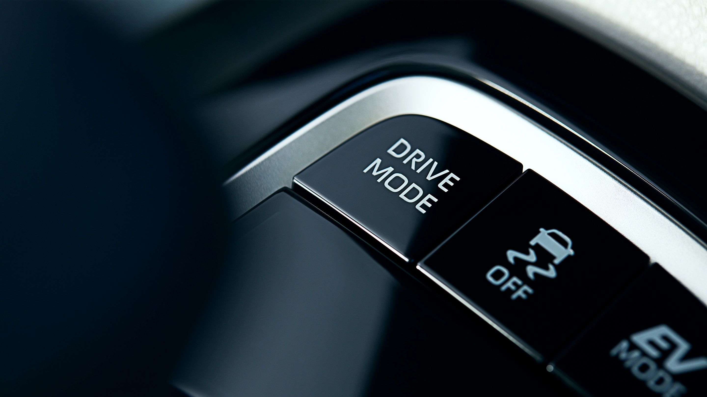 Easily Select a Drive Mode in the Corolla Hybrid!