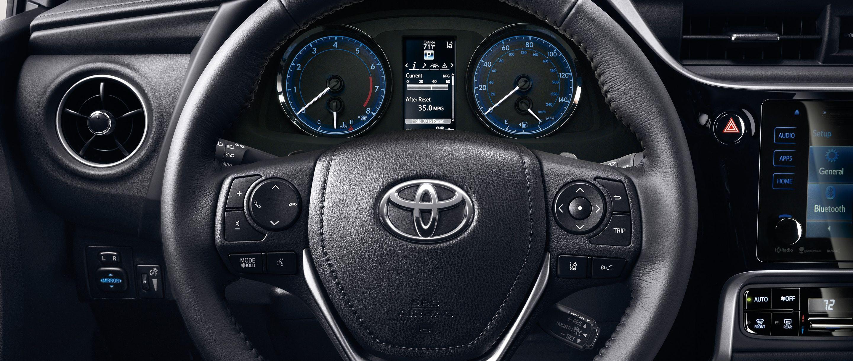 2019 Toyota Corolla Steering Wheel