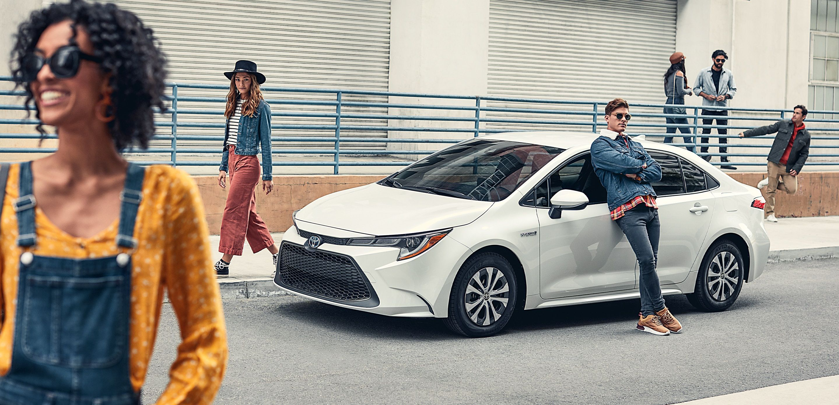 2020 Toyota Corolla Hybrid for Sale near West Chester, PA