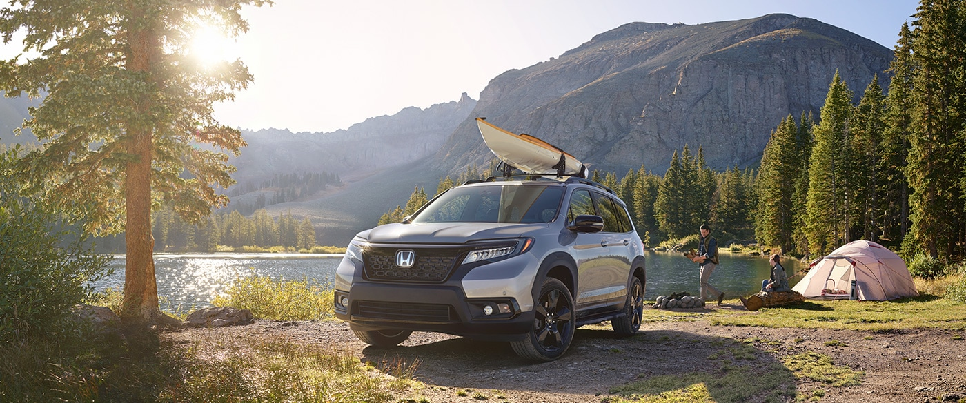 2019 Honda Passport Leasing near The Woodlands, TX