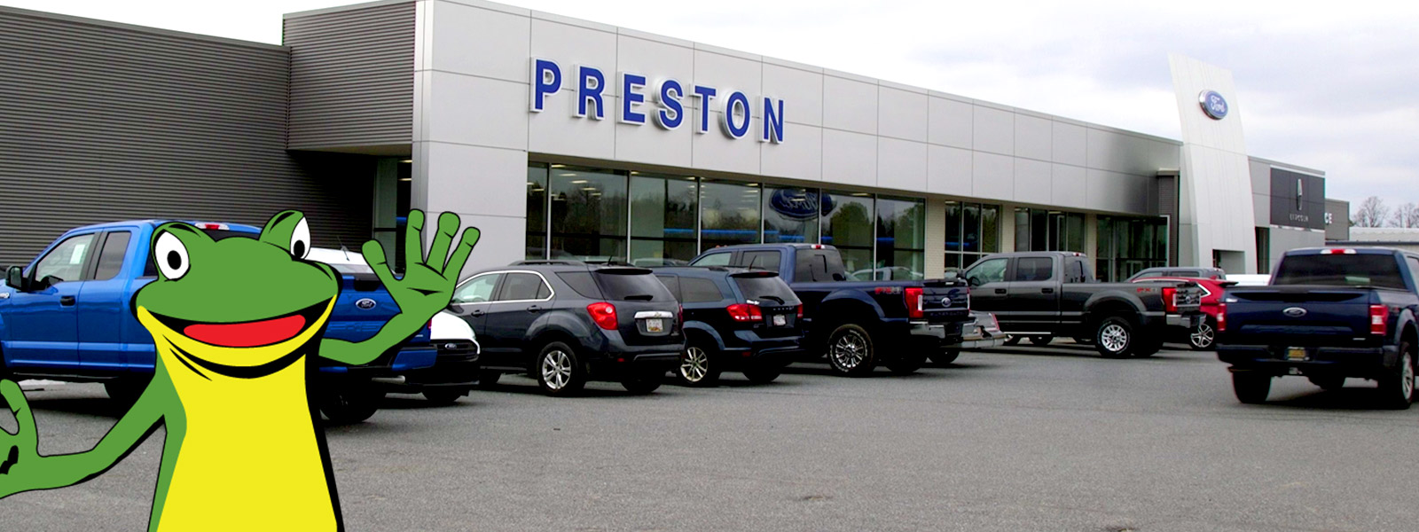Car Dealerships In Salisbury Md >> About Our Dealership Preston Ford My Local Ford Dealer