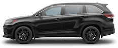 2019 Toyota Highlander Near Houston
