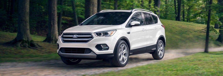 2019 Ford Escape Trim Levels near Waukegan, IL
